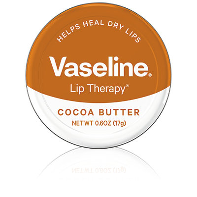 Vaseline® Lip Therapy® Cocoa Butter Tin