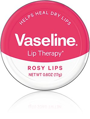 Vaseline® Lip Therapy® Rosy Lips Tin