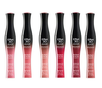 Bourjois 3D Max Effect Lip Gloss