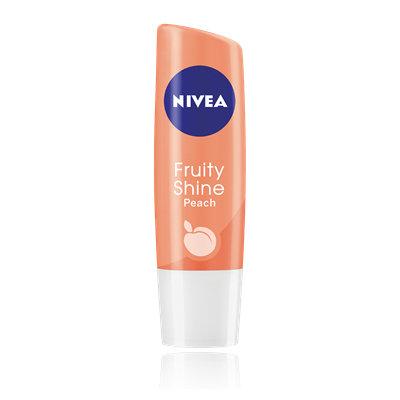 NIVEA Fruity Shine Peach Lip Balm