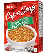 Lipton® Cup-A-Soup Spring Vegetable
