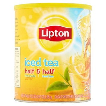 Lipton® Half and Half Iced Tea Lemonade