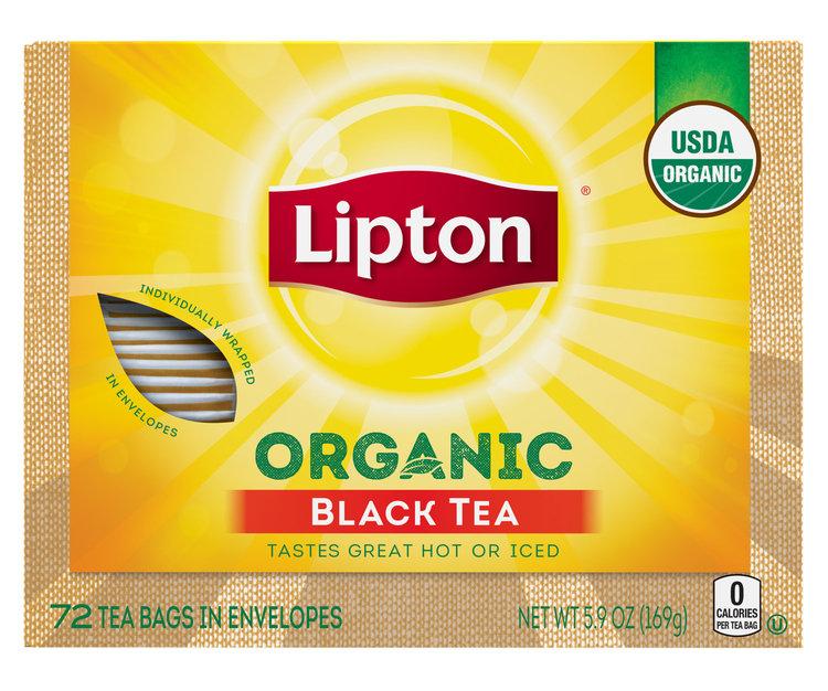 Lipton 174 Organic Black Tea Reviews 2019