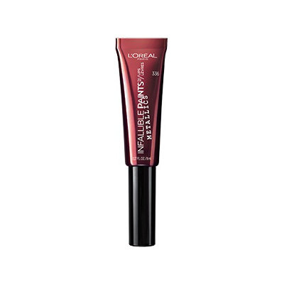 L'Oréal Paris Infallible® Paints/Lips Metallic