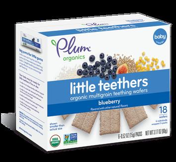 Plum Organics Little Teethers Blueberry