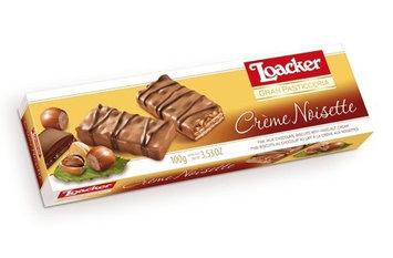 Loacker Gran Pasticceria Patisserie Crème Noisette Chocolate Wafer