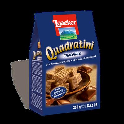 Loacker Quadratini Chocolate Wafer
