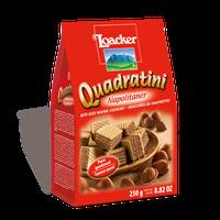 Loacker Quadratini Napolitaner Wafer