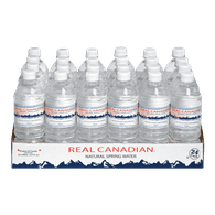 Loblaws Real Canadian Bottled Water