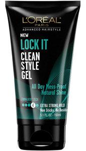 L'Oréal Paris Advanced Hairstyle LOCK IT Clean Style Gel