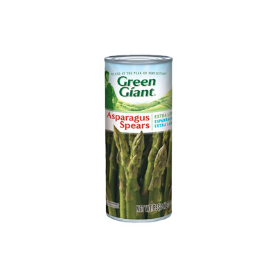 Green Giant® Extra Long Asparagus Spears Can
