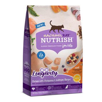 Rachael Ray™ Nutrish® Longevity Chicken with Chickpeas and Salmon Recipe