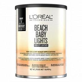 L'Oréal Technique Beach Baby Lights High-Lift Lightener