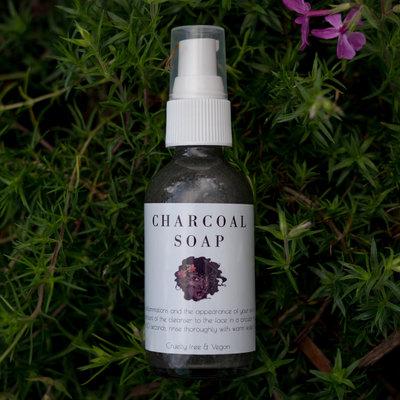 Bahi Loud Blck Charcoal Soap
