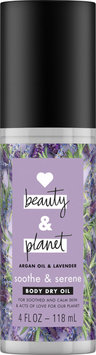 Love Beauty And Planet Argan Oil & Lavender Body Dry Oil