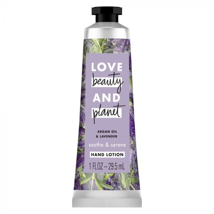 Love Beauty And Planet Argan Oil & Lavender Hand Lotion