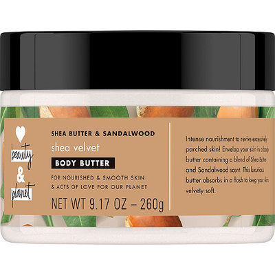 Love Beauty And Planet Shea Butter & Sandalwood Body Butter