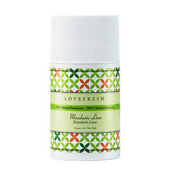 LOVEFRESH Natural Cream Deodorant