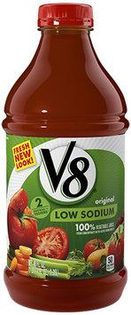 V8 100% Original Low Sodium Vegetable Juice