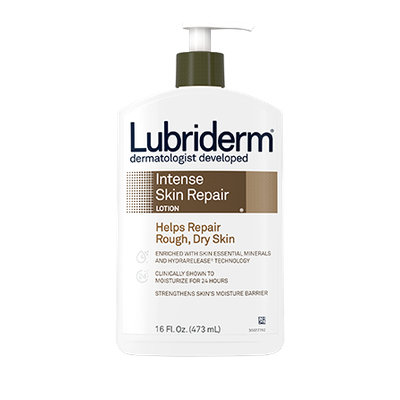 Lubriderm Rough and Dry Skin Intense Repair Lotion