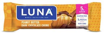 Luna 5G Sugar Peanut Butter Dark Chocolate Chunk
