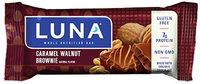 Luna Caramel Walnut Brownie