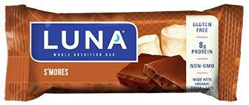 Luna Nutrition Bar S'mores