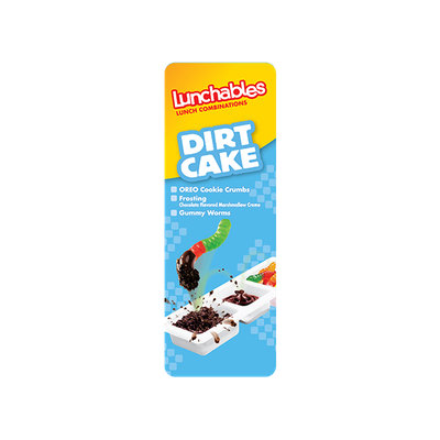 Lunchables Dirt Cake