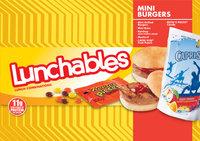 Lunchables Mini Burgers