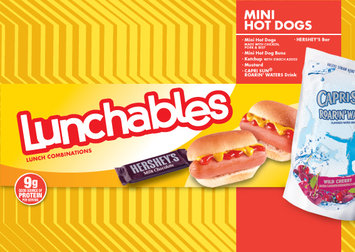 Lunchables Mini Hot Dogs
