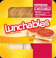 Lunchables Pepperoni & Mozzarella