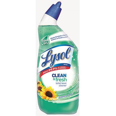 Lysol Clean & Fresh Toilet Bowl Cleaner