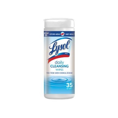 Lysol® Daily Cleanser Wipes