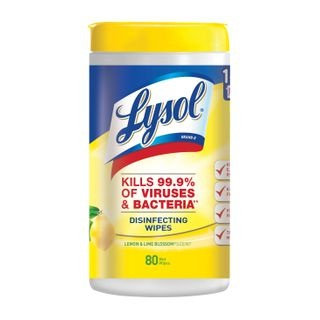 Lysol® Lemon and Lime Blossom® Disinfecting Wipes