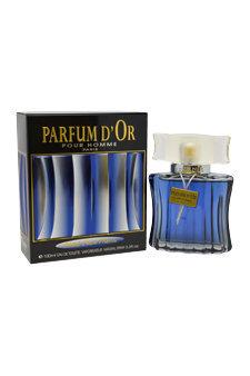 Kristel Saint Martin 'Parfum d'Or' Men's 3.4-ounce Eau de Toilette Spray