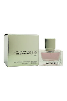 David Beckham - Intimately Yours Men Eau De Toilette Spray 50ml/1.7oz
