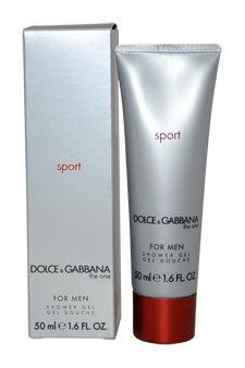 The One Sport Dolce & Gabbana 1.6 ozShower Gel Men