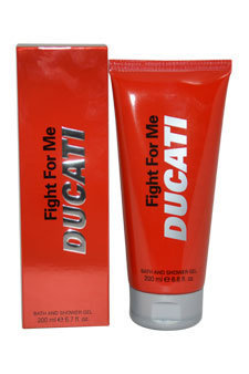 Fight For Me Ducati 6.7 ozBath And Shower Gel Men