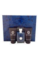 Versace Pour Homme Cologne Gift Set- Value $87