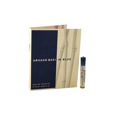 Armand Basi In Blue Men's 0.04-ounce Eau de Toilette Spray Vial