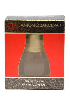 Men Antonio Banderas Spirit EDT Splash (Mini)