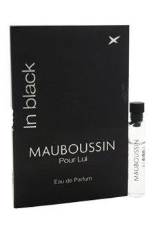 Mauboussin Pour Lui In Black Men's 0.05-ounce Eau de Parfum Splash Vial (Mini)