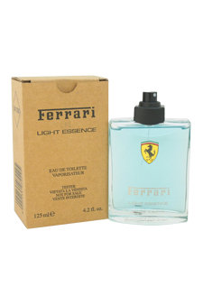 Ferrari Light Essence Men's 4.2-ounce Eau de Toilette Spray (Tester)