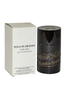 Tous In Heaven Tous 3.4 ozEDT Spray (Tester) Men