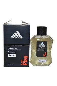 Adidas Fair Play Adidas 3.4 ozEDT Spray (Tester) Men