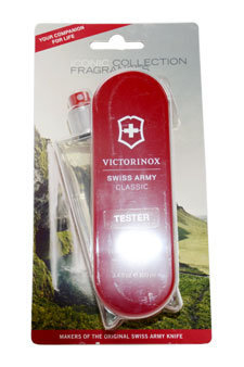 Swiss Army Classic Swiss Army 3.4 ozEDT Spray (Iconic Collection) (Tester) Men