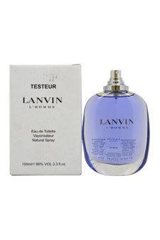 Lanvin by Lanvin for Men - 3.3 oz EDT Spray (Tester)