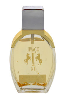 Jivago 24K by Ilana Jivago for Men - 3.4 oz EDT Spray (Unboxed)