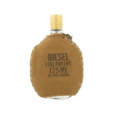 Diesel Fuel For Life Pour Homme by Diesel for Men - 4.2 oz EDT Spray (Unboxed)