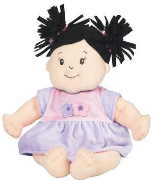 Manhattan Toy Baby Stella Doll - Black Hair